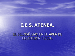 I.E.S. ATENEA.