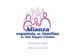 Diapositiva 1 - Bienvenidos a Alianza VHL