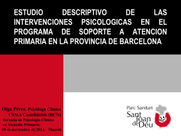 Presentacion Castellano