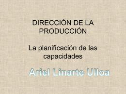 Diapositiva 1 - Msc. Ariel Linarte | Universidad de Managua