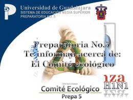 Diapositiva 1 - Inicio | Escuela Preparatoria 5
