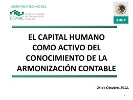 El capital humano como activo del conocimiento de