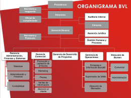 Diapositiva 1 - Bolsa de Valores de Lima