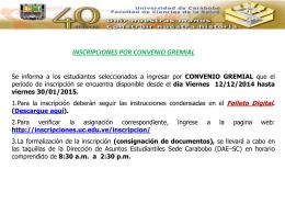 Diapositiva 1 - Facultad de Ciencias de la Salud UC