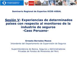 Insurance Industry in Peru