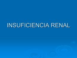 INSUFICIENCIA RENAL - Enfermeriavespertina's Blog