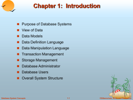 Chapter 1: Introduction - Computer Science and Electrical