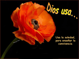 Dios usa - Octubre de 2005