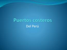 Puertos costeros