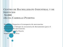 Centro de Bachillerato Industrial y de Servicios No200