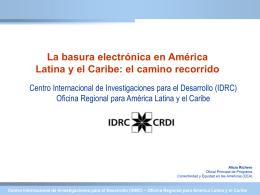 IDRC-CLACSO Biblioteca Virtual