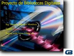 Desarrollo de una Biblioteca Digital