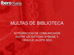 MULTAS DE BIBLIOTECA