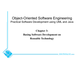 SEG 2100 Software Design II