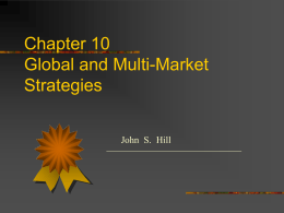Chapter 13 Localization Strategies: Managing Stakeholders