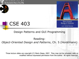 CSE 403 Slides - courses.cs.washington.edu