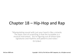 Chapter 18 – Hip