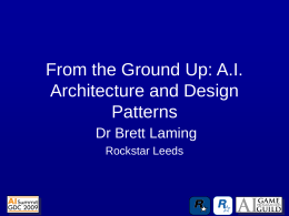 AI Architecture and Design Patterns