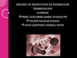 Microorganismo que produce la enzima