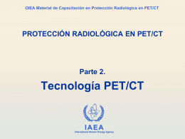 The technology - Radiation Protection of Patients