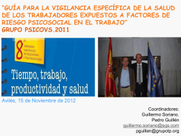 Annual Integrity Training Spanish