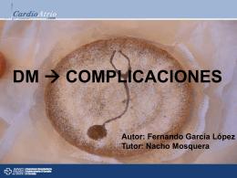 DM - Complicaciones
