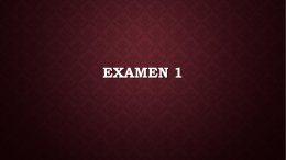 examen 1 - Grapevine Colleyville Independent School