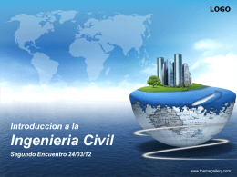 Introduccion a la Ingenieria Civil