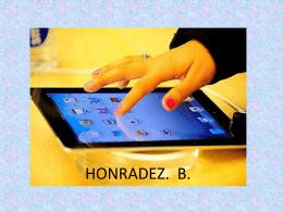 HONRADEZ. B.