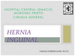 Anatomia inguinal