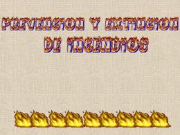 Extincion-Prevencion Incendios