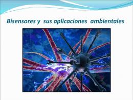 Biosensores y su impacto ambiental