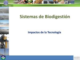 Biodigestores Motogeneradores