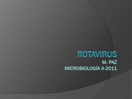 Adenovirus y rotavirus