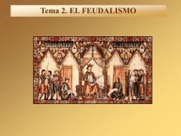 FEUDALISMO - pesolis
