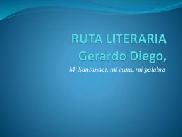 Gerardo Diego,