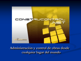 Presentacion CControl a IBM