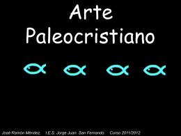 Arte Paleocristiano. Aquitectura