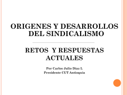 Diapositiva 1 - SINTRACARCOL
