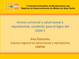 El Embarazo Adolescente en el Area Andina