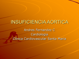 INSUFICIENCIA AORTICA - Clinical Trial Results: The