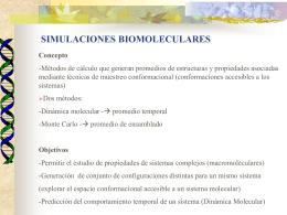 MECANICA MOLECULAR - Pedeciba