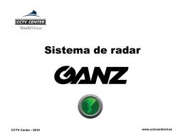 GANZ - RadarVision