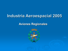 Industria Aeroespacial 2005