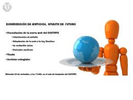 Diapositiva 1 - COITAVC - Colegio Oficial de Ingenieros
