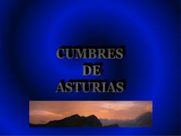 Cumbres de Asturias