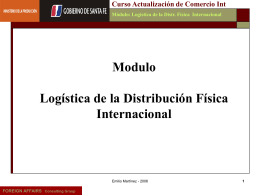 Modulo 5 Logistica - Canales-de