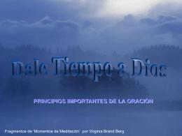 LA CORRECTA FORMA DE ORAR - Realizacion Plena