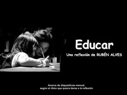 Educar - Mochila Pastoral