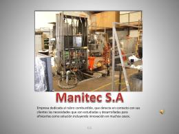 Manitec S.A